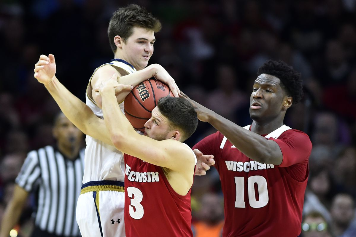 Wisconsin Basketball Ranked In Top 10 In Preseason Usa Today