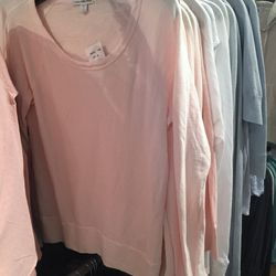 Sweat top, $50 (was $125)