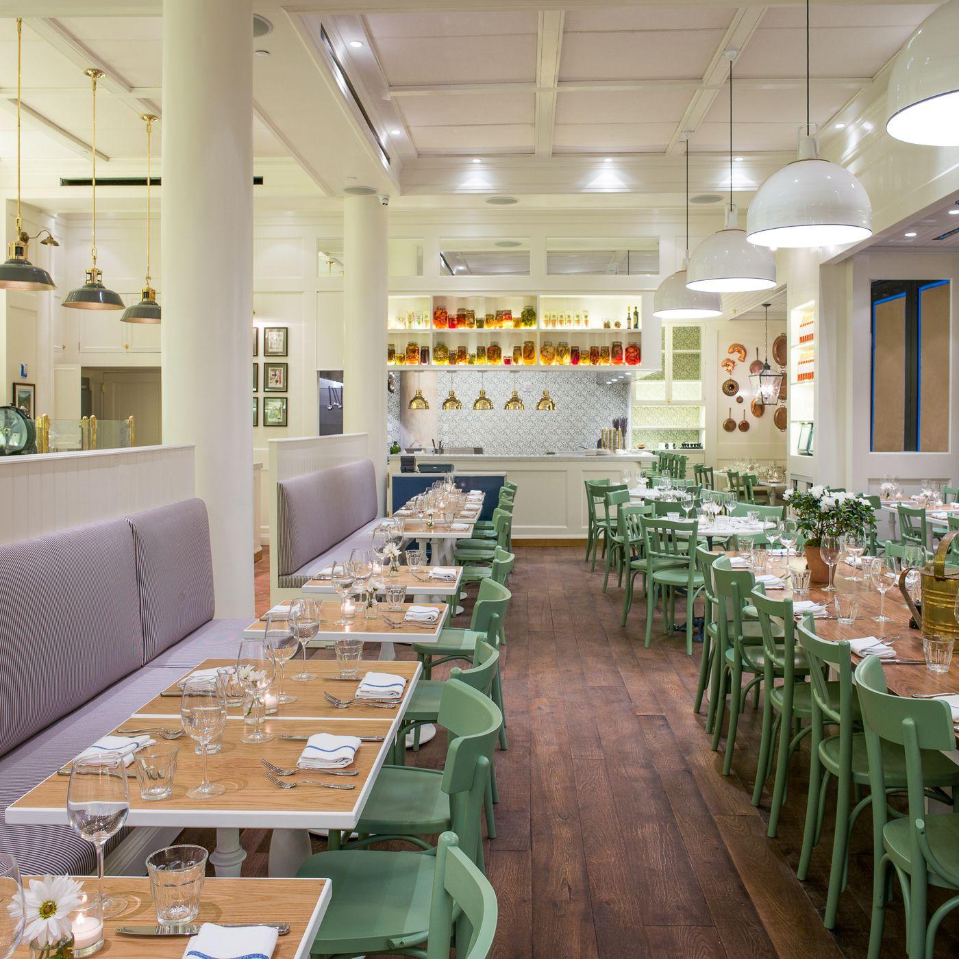 Stylish Italian Restaurant La Pecora Bianca Is Spreading To