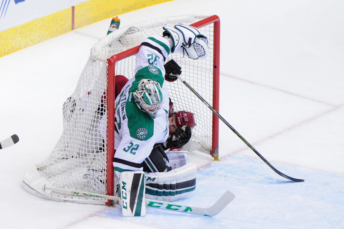 Kari actually played pretty well.