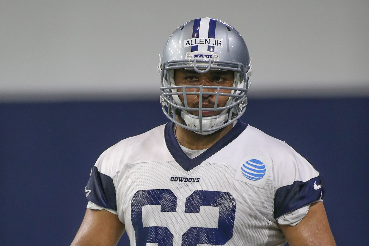 new product 2a265 8fac2 Roster move: Cowboys cut Larry Allen Jr. and add a ...