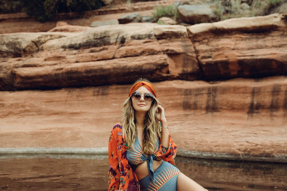 Singer Zella Day's Collection for Cleobella Is a Bohemian Dream