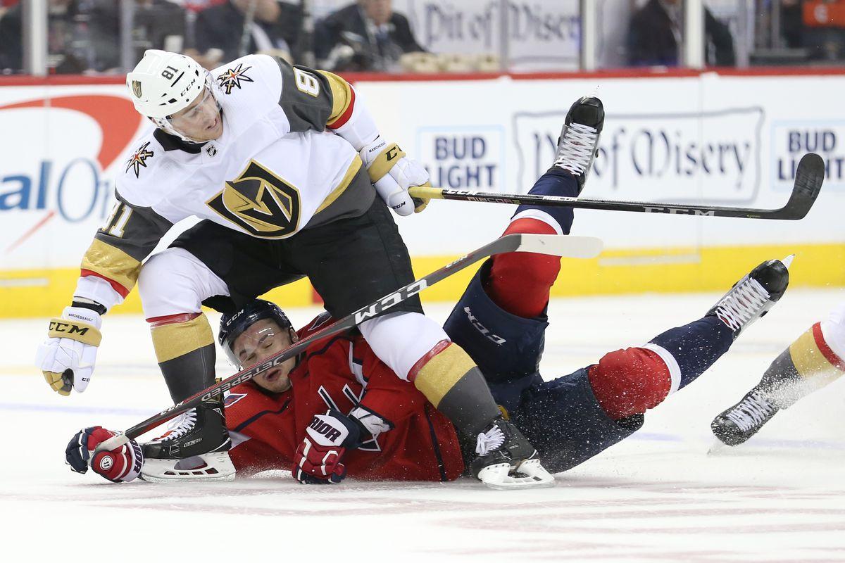 Vegas Golden Knights v Washington Capitals