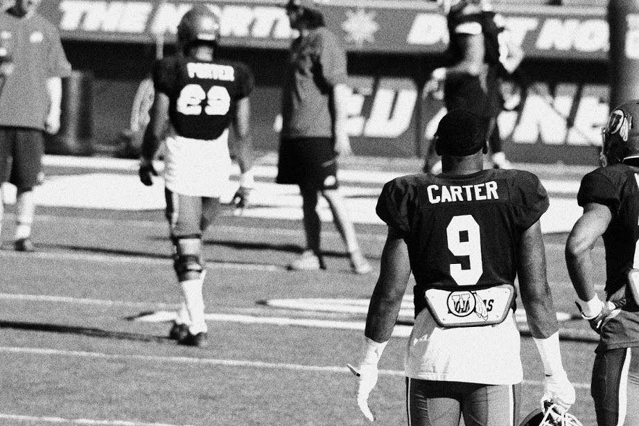 Tevin Carter B&W