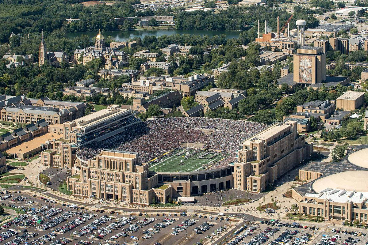Notre Dame Football Let S Talk About Selling Tickets To