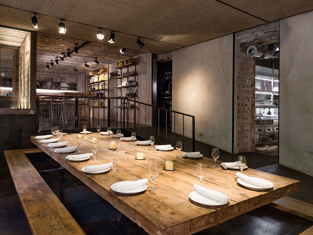 The 11 Hottest New Restaurants in Madrid Right Now - Eater
