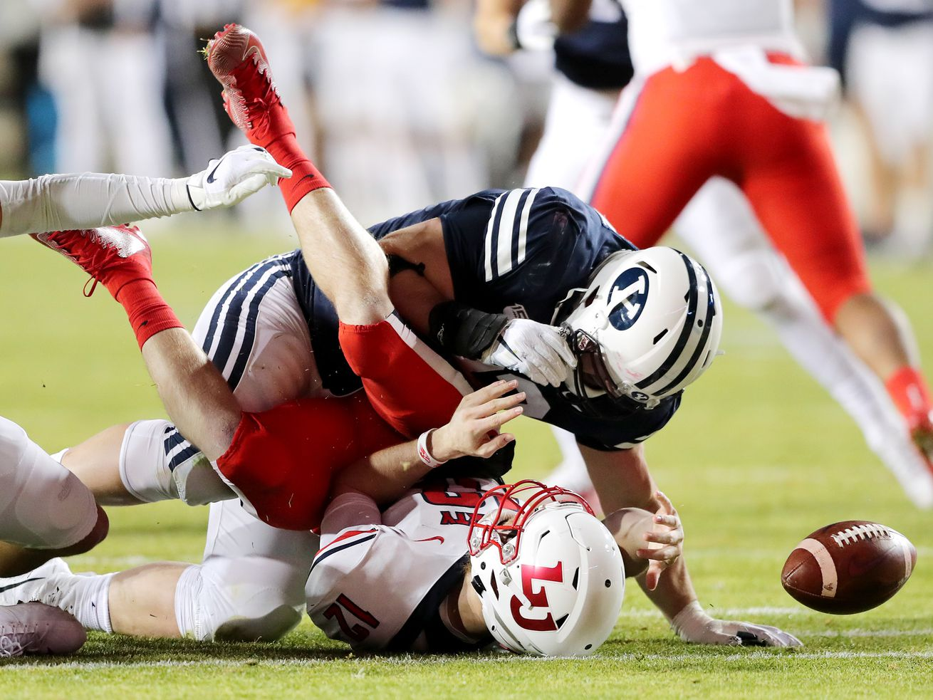 Offseason adjustment: BYU going all-in on a 4-3 defensive front in effort to create more havoc