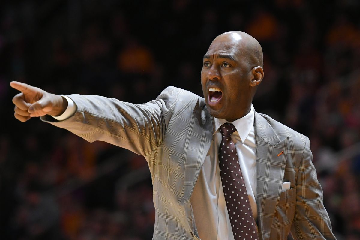 NCAA Basketball: Wake Forest at Tennessee
