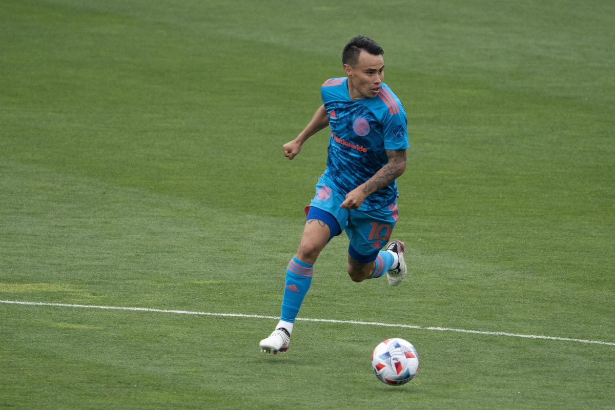 SOCCER: MAY 29 MLS - Toronto FC at Columbus Crew