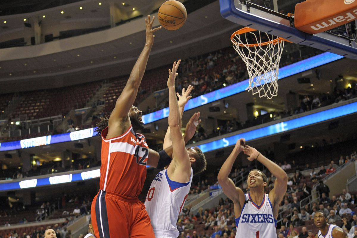 Wizards vs  76ers final score: Starters shine as Washington