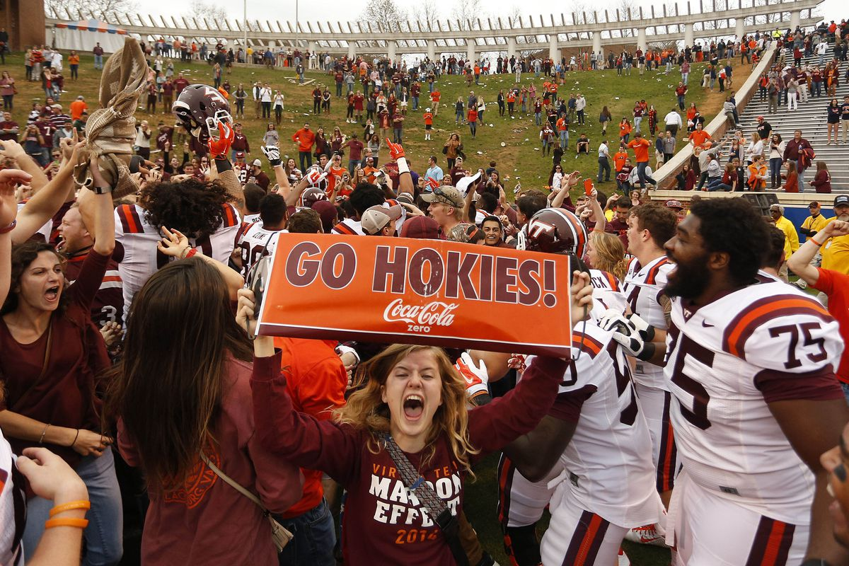 Looking for more new Hokies to join in the fun.
