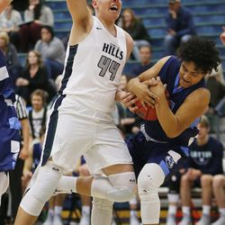 Layton at Copper Hills in West Jordan on Tuesday, Dec. 12, 2017.