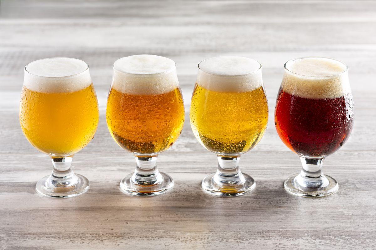 Tenaya Creek beers
