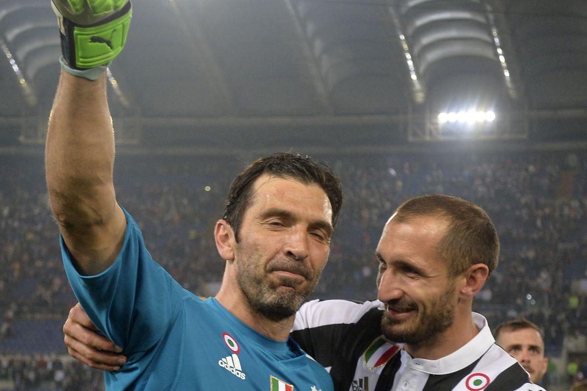 Juventus v AC Milan - TIM Cup Final