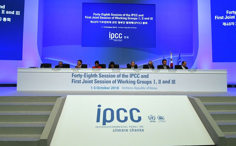SKOREA-climate-IPCC