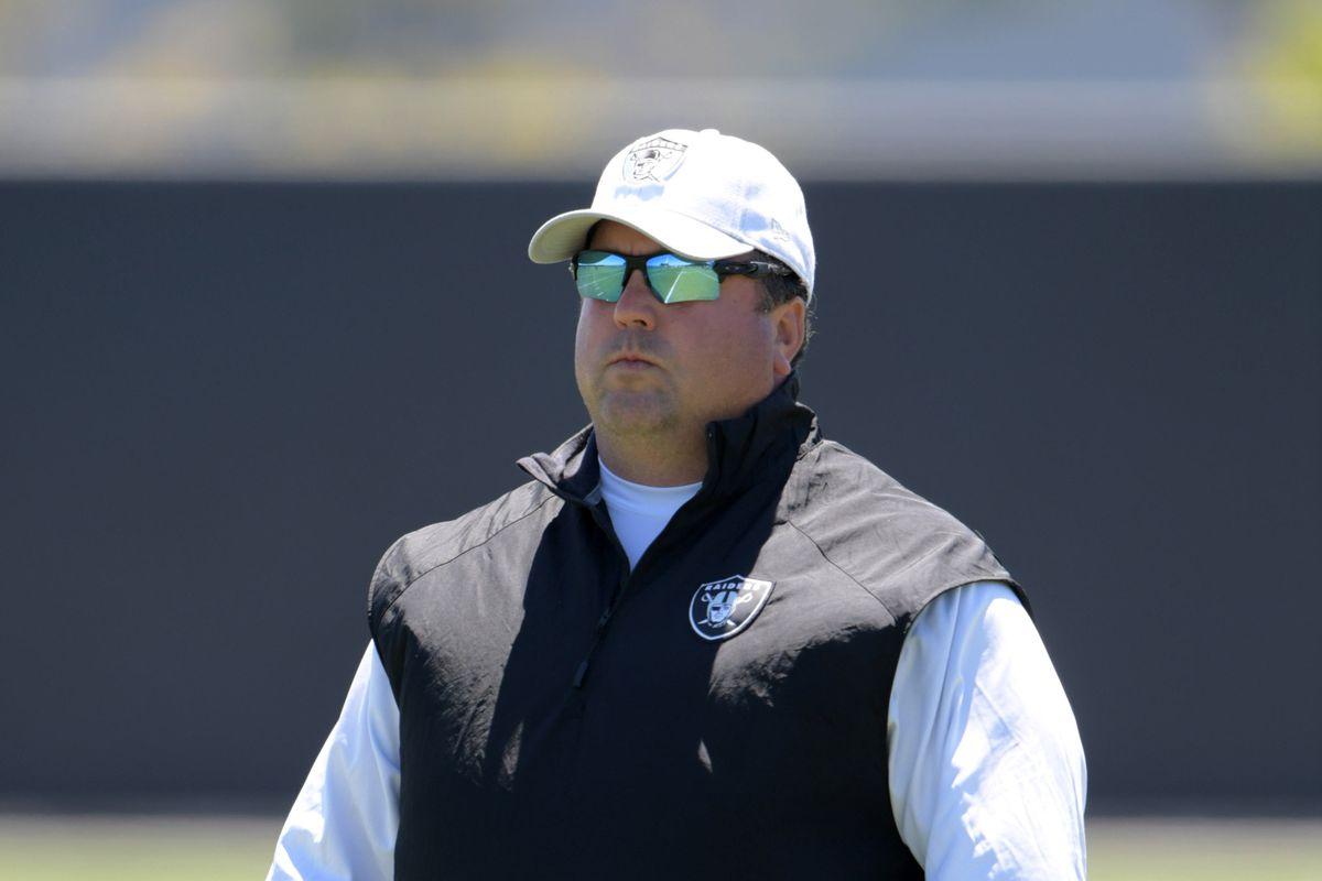 NFL: Oakland Raiders-Minicamp