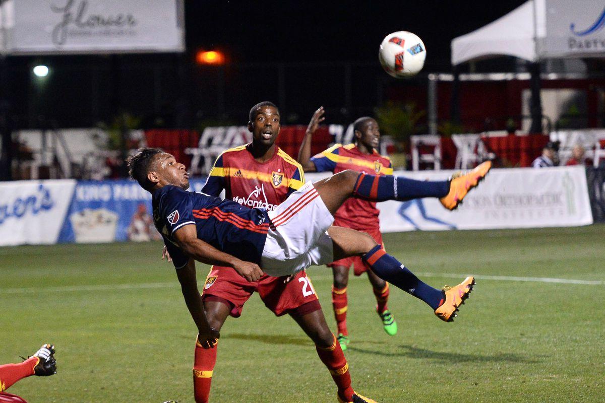 MLS: Preseason-New England Revolution vs Real Salt Lake