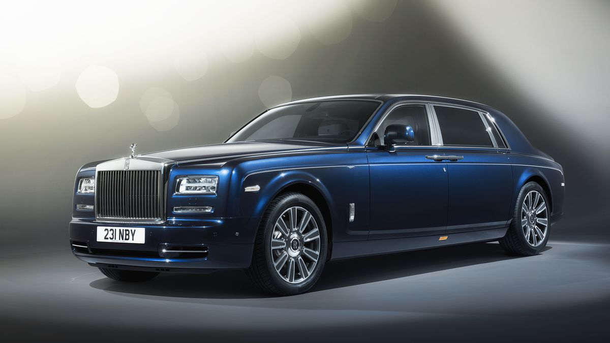 The 650 000 Rolls Royce Phantom Limelight Is Designed For Famous People