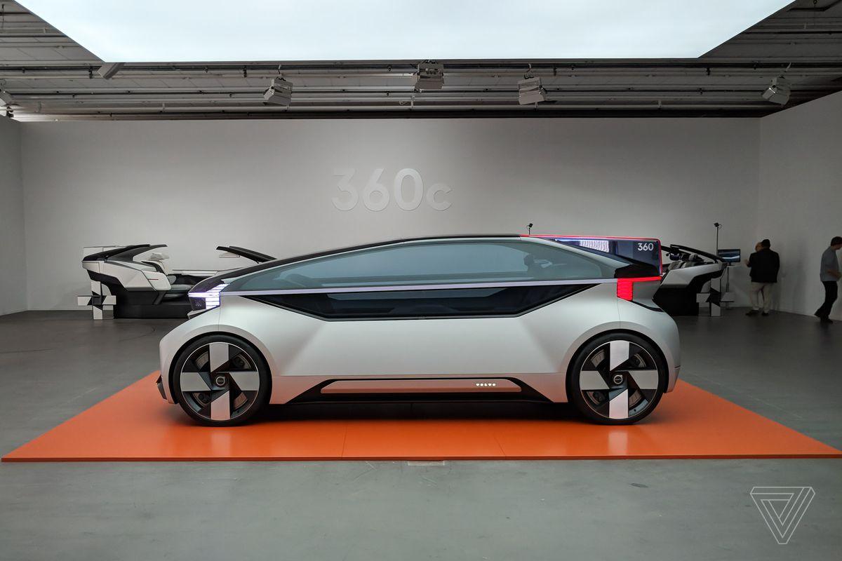 Volvo S 360c Concept Has Softened My Cynicism About Autonomous Cars