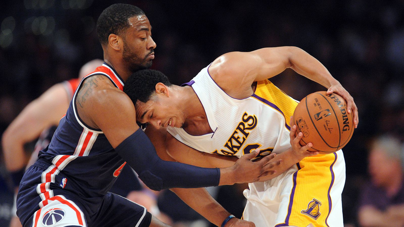 Lakers vs. Wizards Final Score: Lakers get thrashed in 101 ...