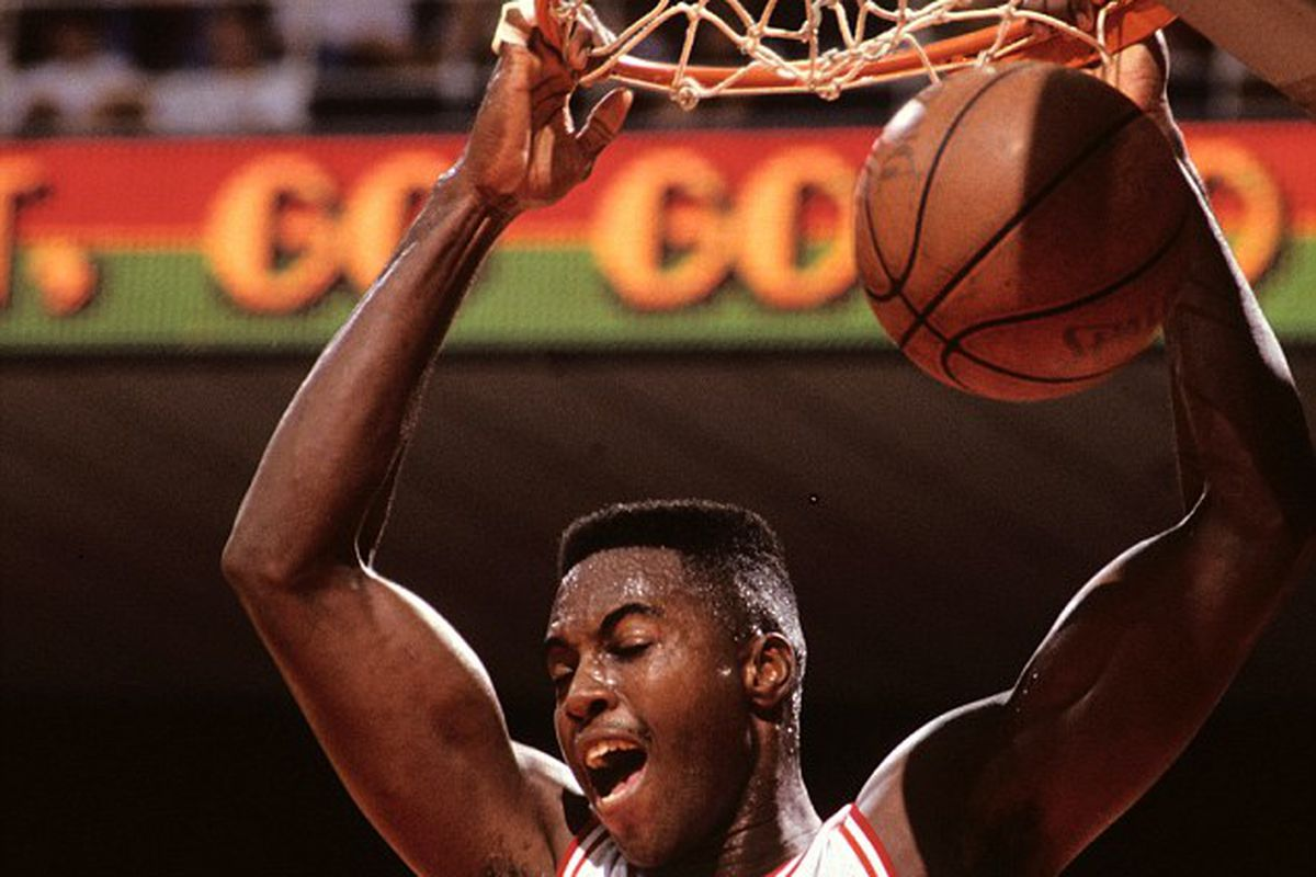 Miami Heat Player Countdown 7 Glen Rice Hot Hot Hoops