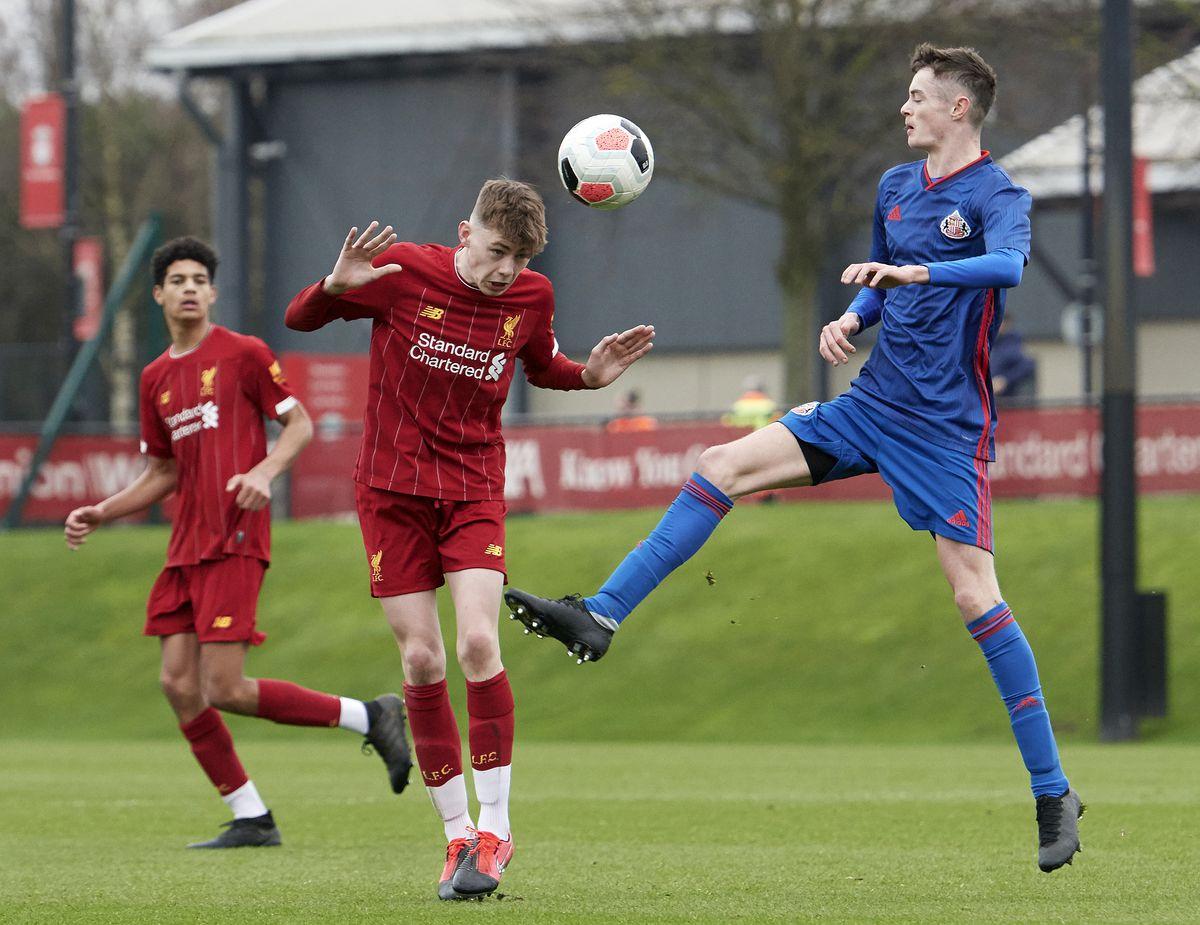 Liverpool U18 v Sunderland U18 - U18 Premier League