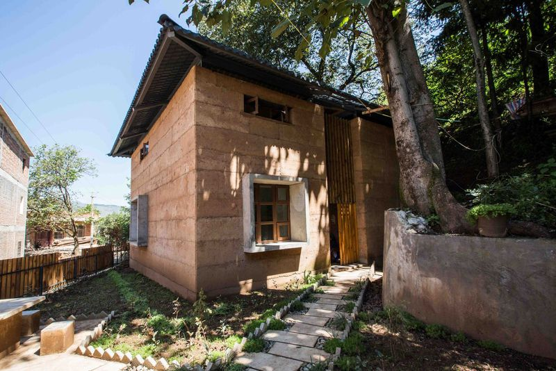 house in a house. World Building Of The Year 2017 Awarded To Postearthquake House Curbed In A