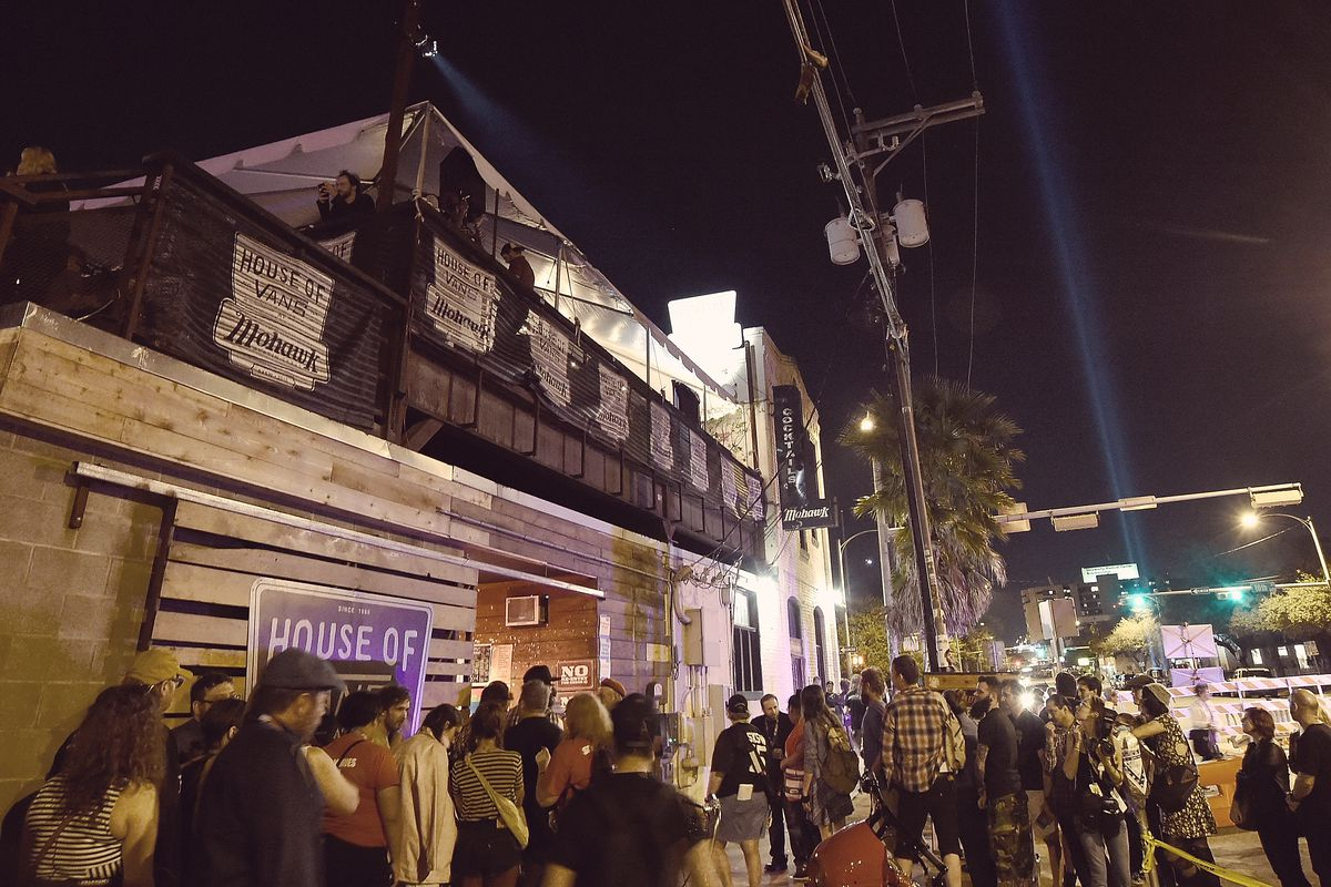 An Alternative View Of The SXSW Film-Interactive-Music Festival