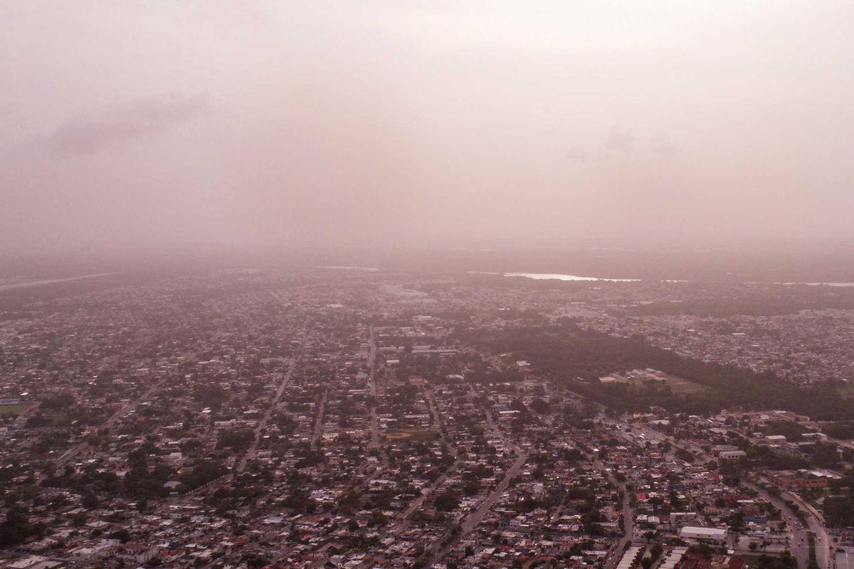 "The ""Godzilla"" Saharan dust cloud over the US, explained"