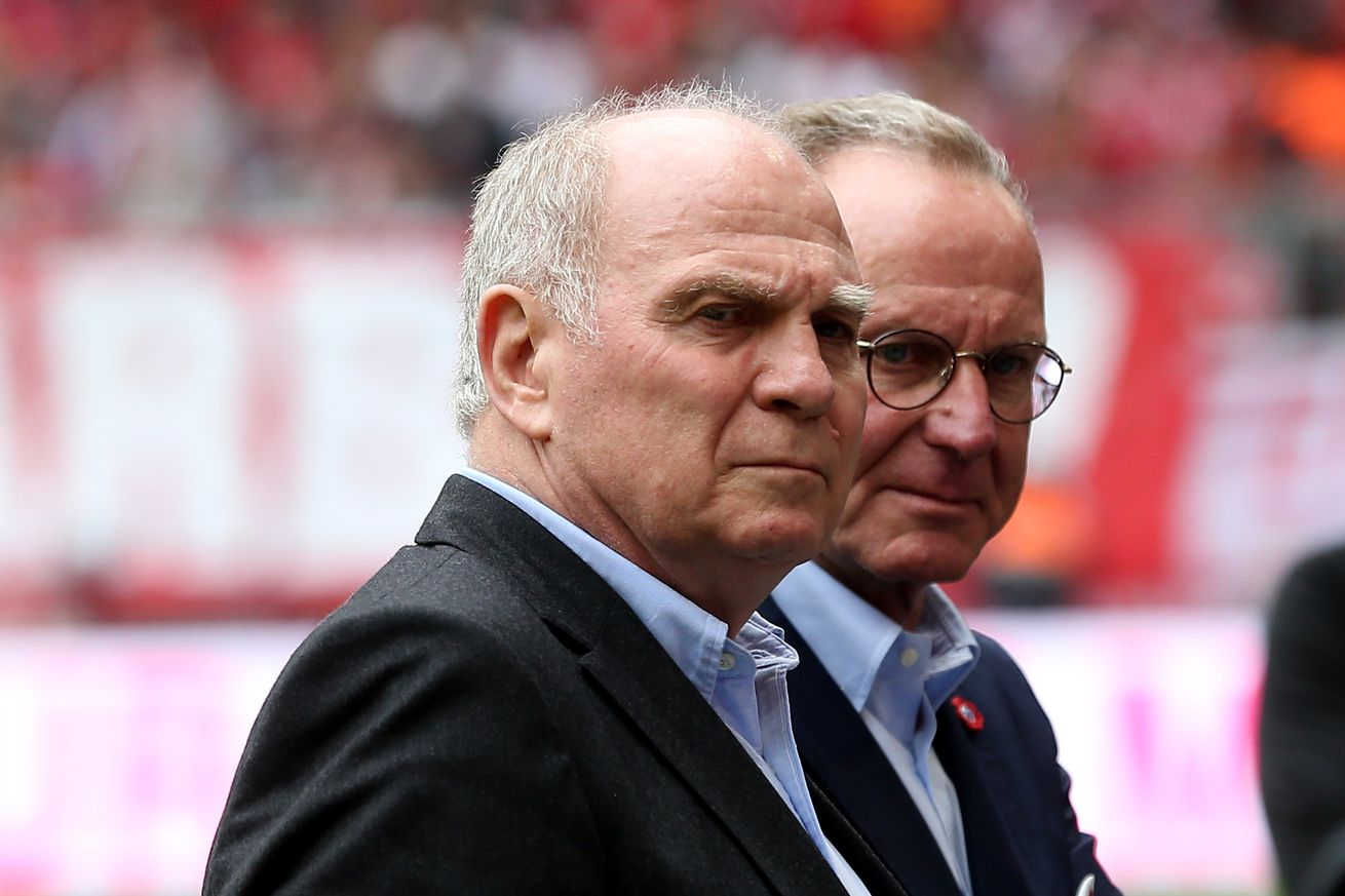 Uli Hoeness says Bayern won?t spend more than ?80m on any player this summer