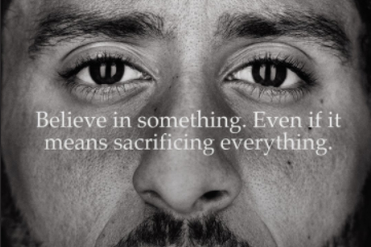 buy popular 29cc1 a7834 Nike s Colin Kaepernick ad sparked a boycott — and earned  6 billion for  Nike