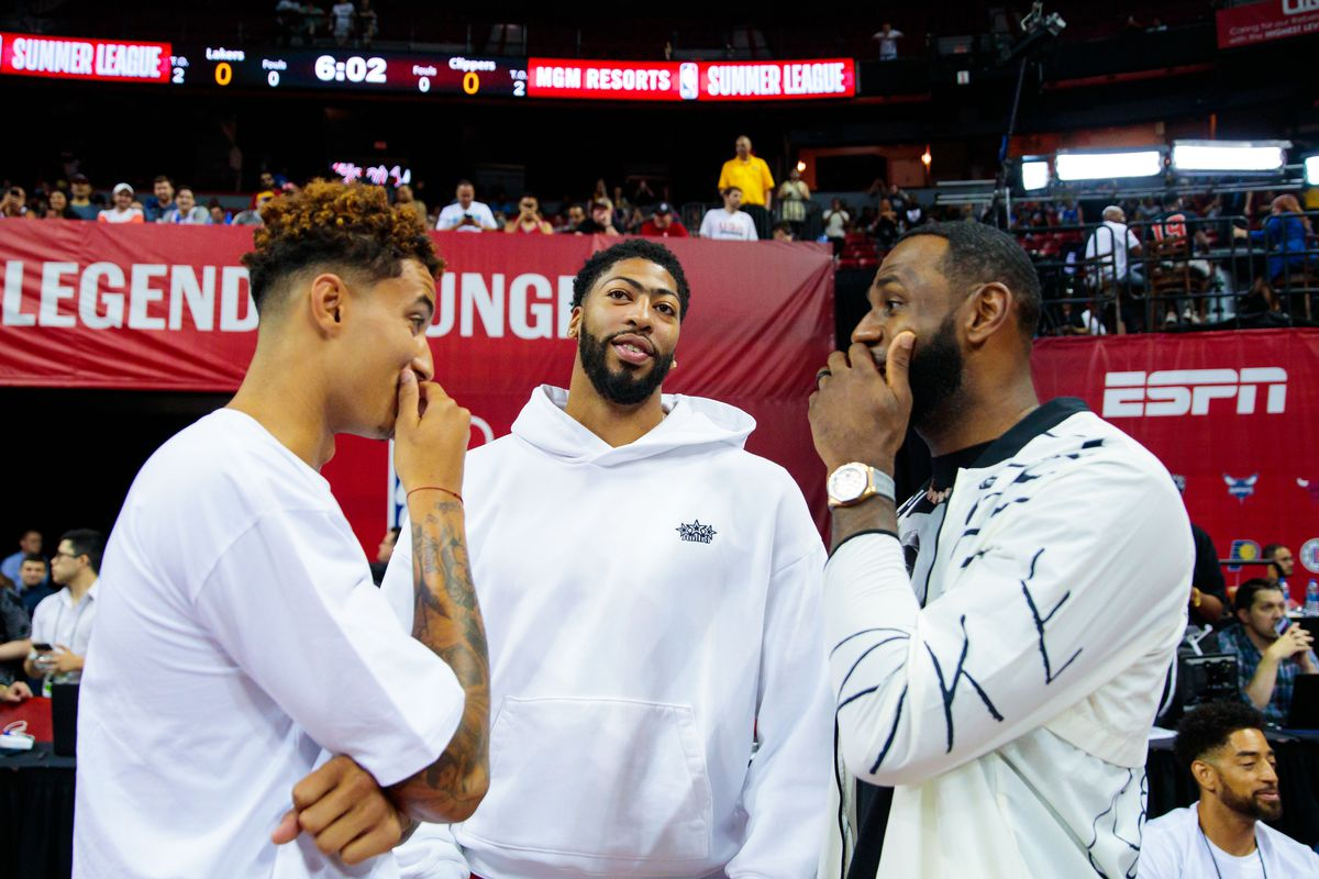 NBA: Summer League-Los Angeles Clippers at Los Angeles Lakers