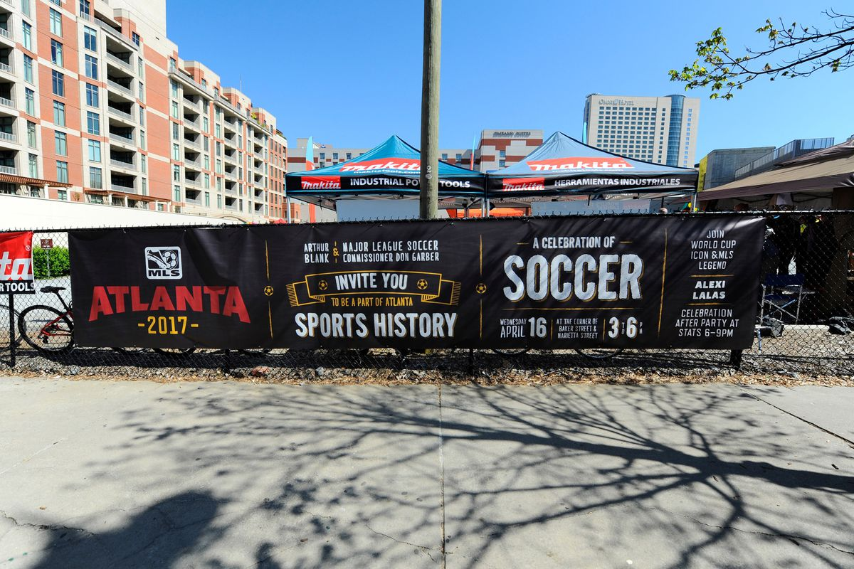 Major League Soccer grows to Atlanta, but Billy Haisley of Deadspin believes this a bad thing.