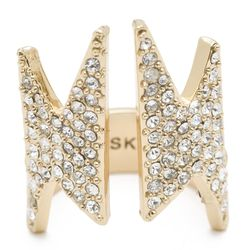 Pave Superwoman Ring, $50 (reg $125)