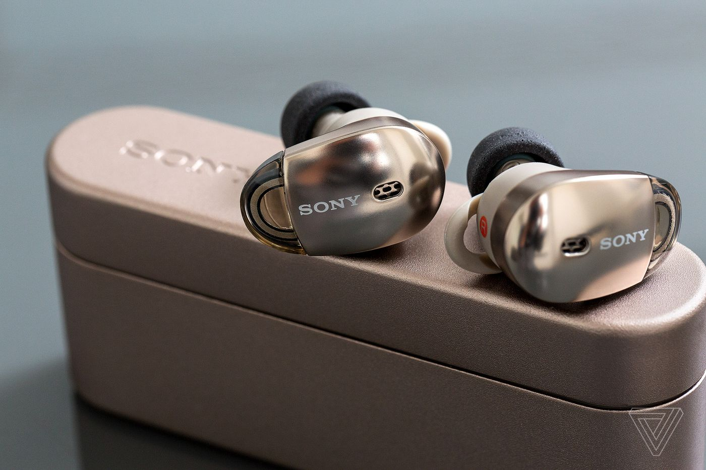 Sony truly wireless earbuds review: a flawed first try - The