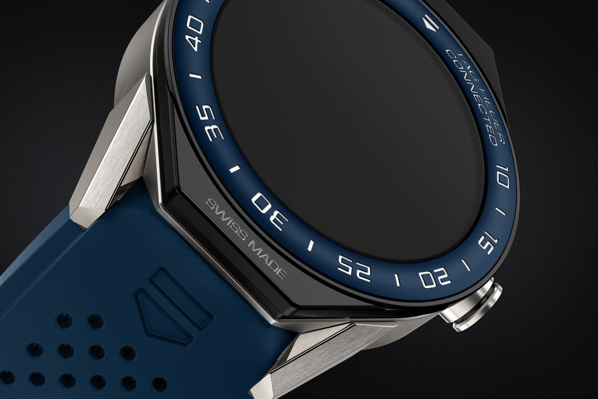 Tag Heuer and Intel are making another $1,600 Android Wear ...