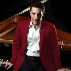 Pianist Jim Brickman will bring his large repertoire of hits to the Abravanel Hall stage Thursday, Dec. 28.