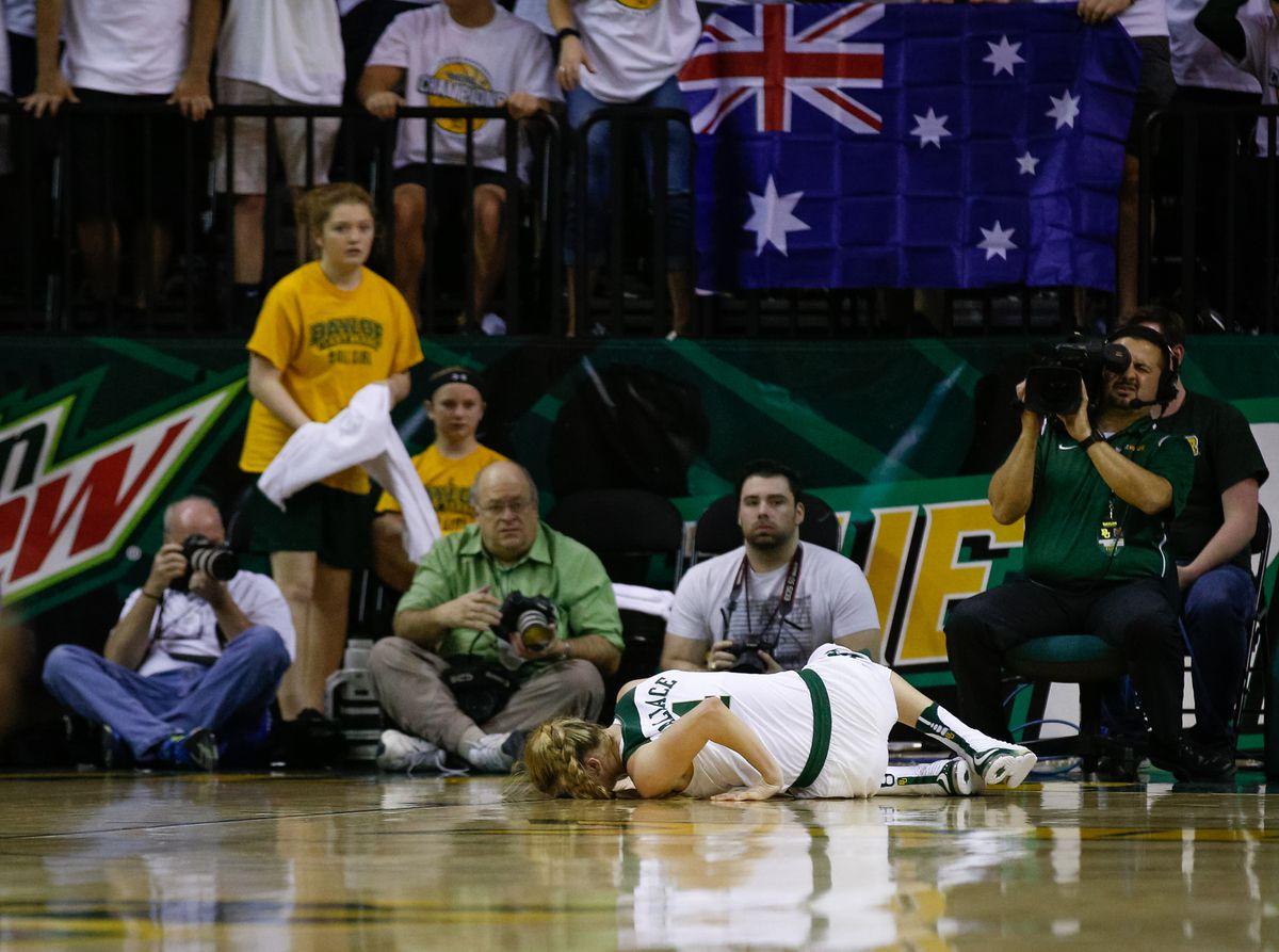 NCAA Womens Basketball: West Virginia at Baylor