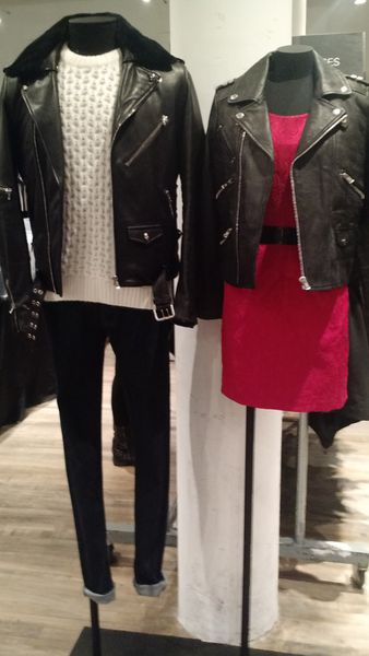 The Kooples Sample Sale Has Abundant Outerwear, French People ...