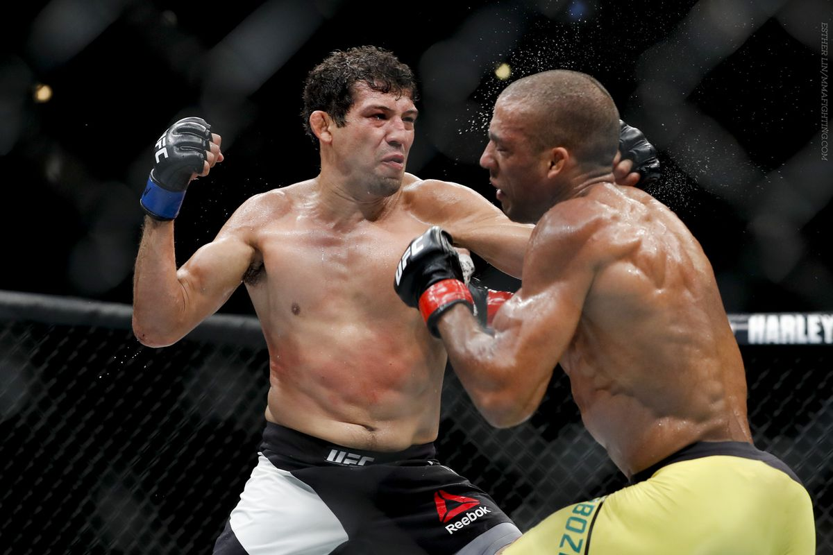 gilbert melendez expects to continue fighting as long as body holds