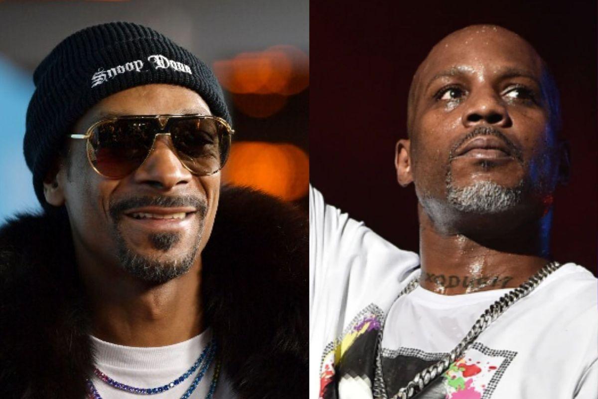 Snoop Dogg and DMX