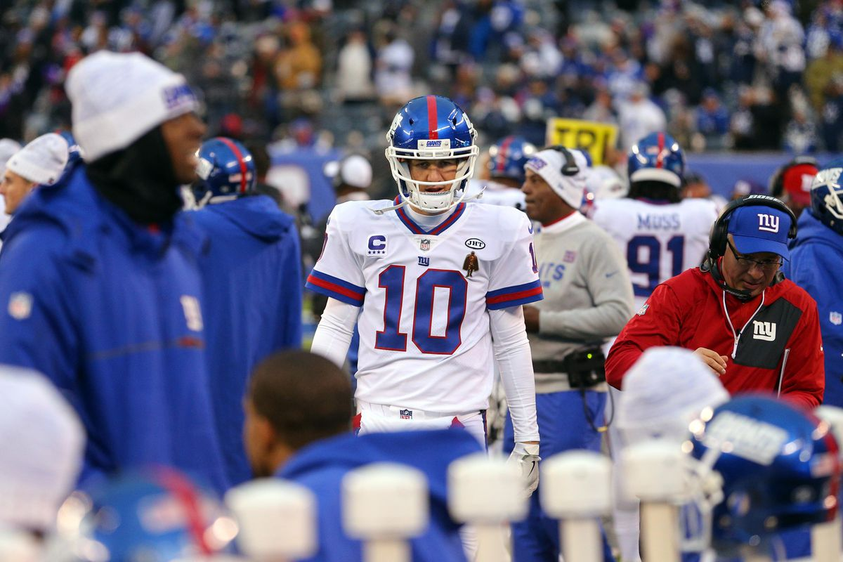Eli Manning 2018 >> Where Will Eli Manning Play In 2018 Big Blue View