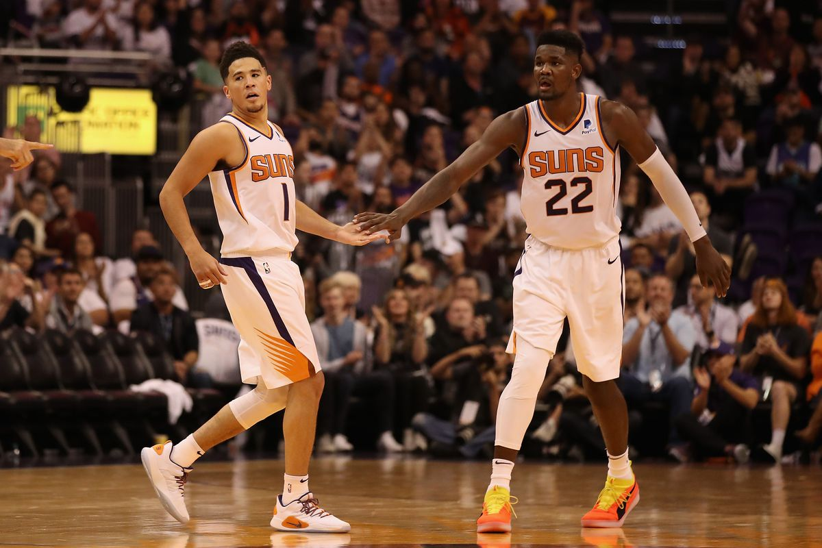 4902e1fdca7 Preview  Phoenix Suns aim for first 2-0 start since 2014 against Denver  Nuggets