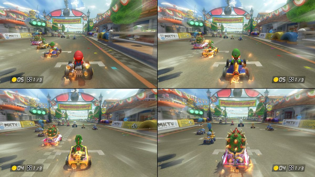 Mario Kart Is The First Game To Make Good On The Switch S Biggest