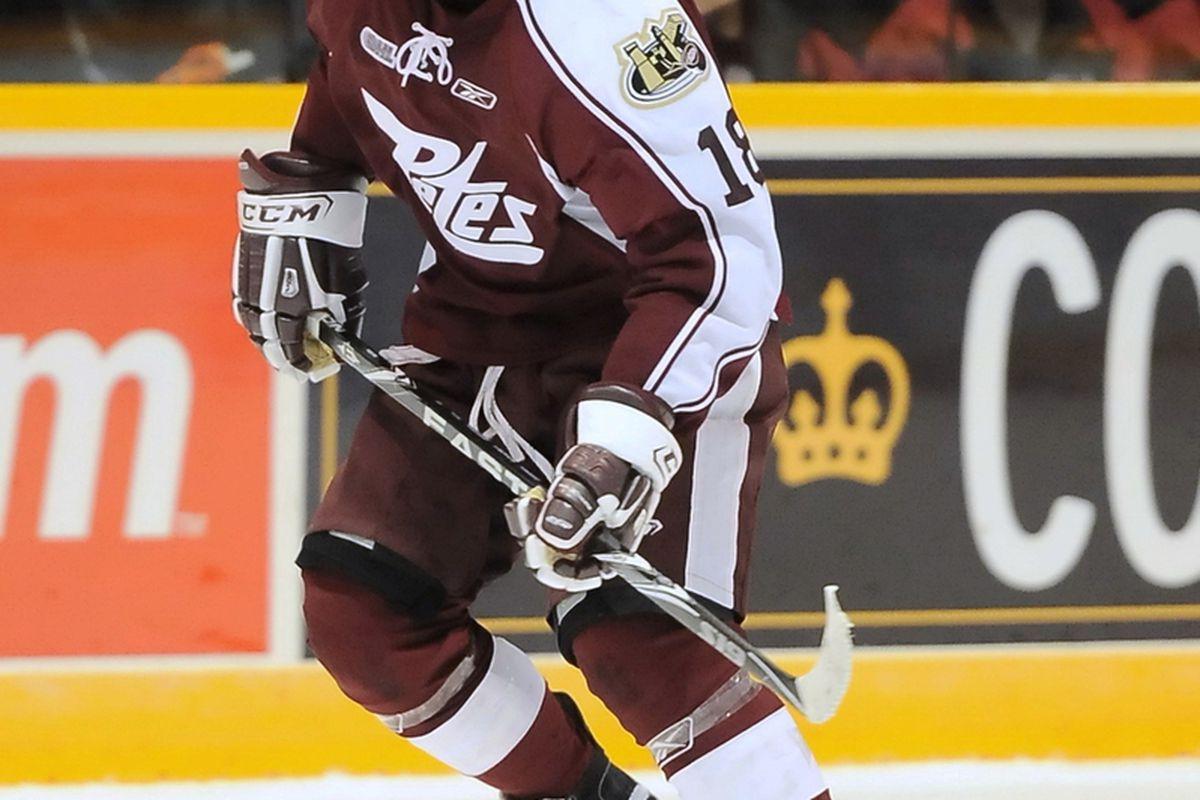 Matt Puempel, c/o the OHL