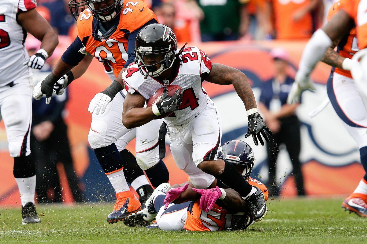 NFL: Atlanta Falcons at Denver Broncos