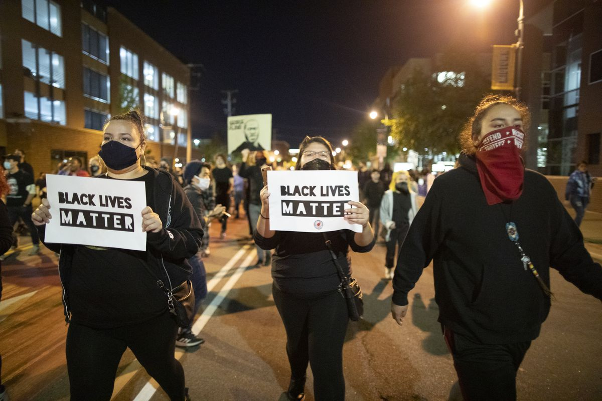 Protests break out in Minneapolis after George Floyd suspect Derek Chauvin releasing on bail