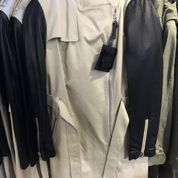 Avra trench, $300 (was $595)