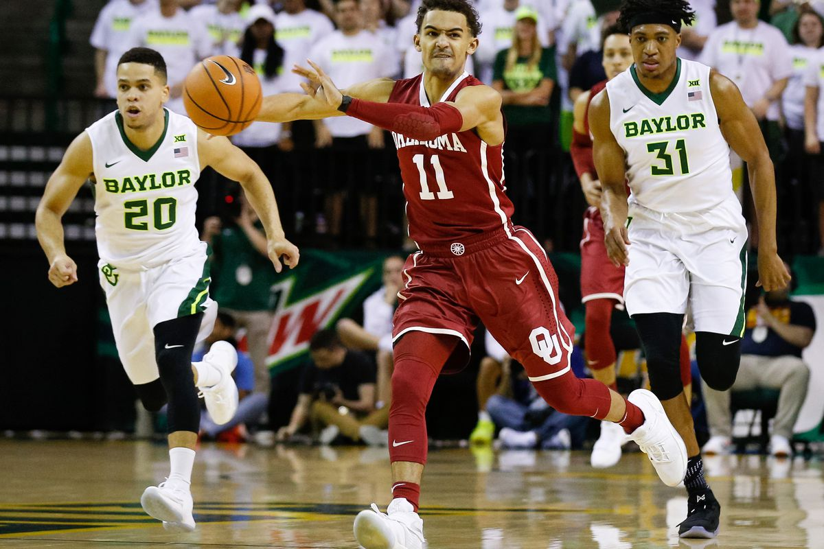 2085696fd84 Know The Prospect: Trae Young - Posting and Toasting