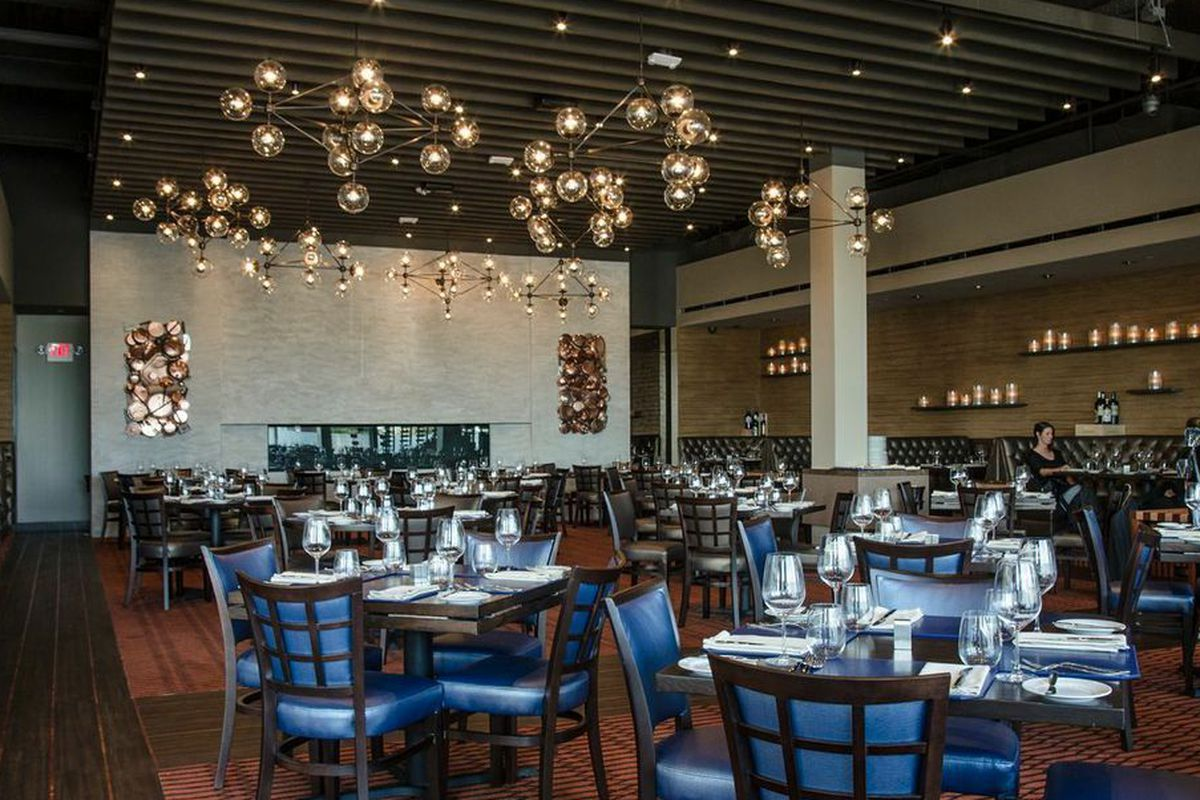 """<a href=""""http://houston.eater.com/archives/2013/12/03/take-a-look-inside-recently-opened-vallones.php"""">Vallone's, Houston</a>."""